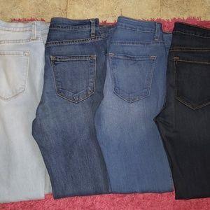 Fashion Nova Jean's Bundle
